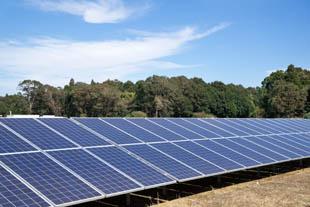 太陽光発電用地の仲介のイメージ