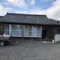 母屋外観 (曽於市財部町北俣 空き家バンク売買物件)